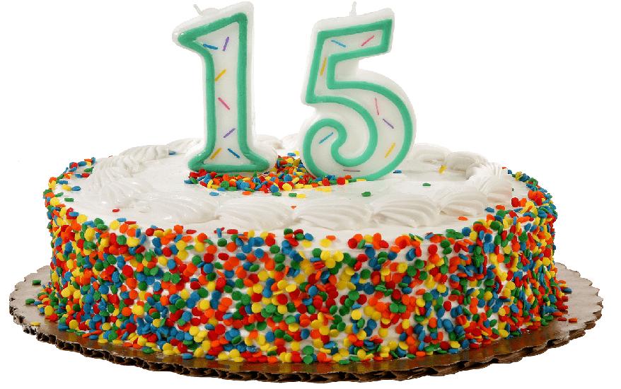 Cumplimos 15 Años De Vida