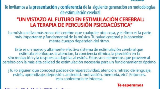 Cartel Conferencia 2